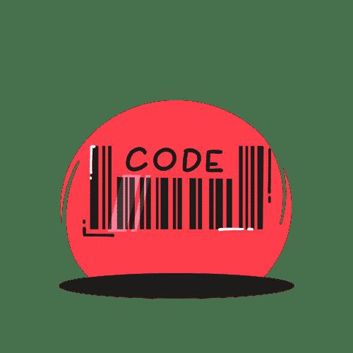 réception du code unique